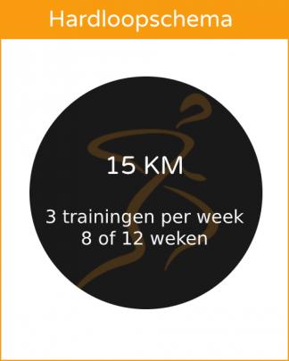 ProRun hardloopschema 15 km
