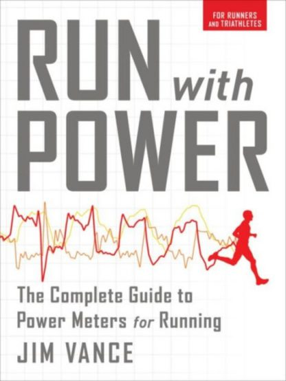 Run with Power, Jim Vance